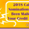 2018 Call to Nominations Have Been Mailed to Your Credit Union!