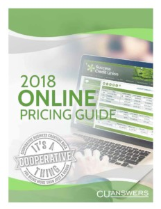 2018 Online Pricing Guide Image