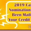 2019 Call to Nominations Have Been Mailed to Your Credit Union!