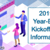 2019 Year-End Kickoff – Register for Year-End Training!
