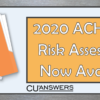 2020 CU*Answers ACH Audit Risk Assessment Now Available