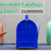Reminder: 2020 Education Catalogs Coming Soon!