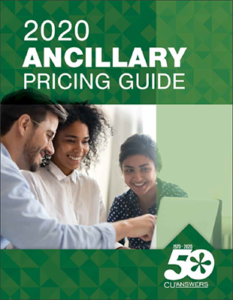 2020 Ancillary Pricing Guide
