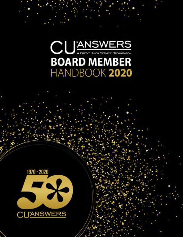 Board Member Handbook 2019