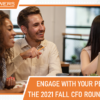 Engage with Your Peers at the 2021 Fall CFO Roundtable