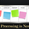 7-Day Processing is Now Live – Learn More About This Exciting New Service!