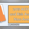 2019 ACH Audit and Risk Assessment Available