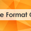 ALM File Format Change