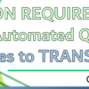 ACTION REQUIRED with Automated Queries – Changes to TRANSx Files