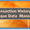 Keep Transaction History Longer!