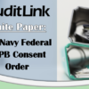 A White Paper Report from AuditLink
