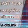 Using CU*BASE Tools for Bank Secrecy Act (BSA) Compliance