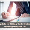 Reminder: Update to CU*Answers Billing Code System