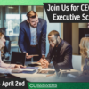 POSTPONED: Join Us this Spring for CEO & Senior Executive School 2020