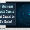 2021 CEO Strategies Replaced with Special Event: What Should be on a CEO's Radar?
