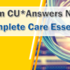Solutions from CU*Answers Network Services: Complete Care Essentials