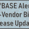 Multi-Vendor Bill Pay Release Updates