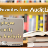 CU*BASE Favorites from AuditLink: Employee Security Profile Analysis