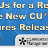 Review the New CU*BASE Features Released in 2017!