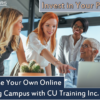 Invest in Your People with the CU Training Inc. Summer Special!