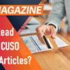 Debit and Credit Card Managers: Check Out These Recent Articles from CUSO Magazine!