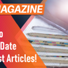 Stay Up-to-Date with the Latest CUSO Magazine Articles!