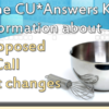 Have you checked out the NCUA's proposed 5300 Call Report changes?