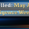 CANCELLED: May Asterisk Intelligence Week