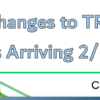 Reminder: Changes to TRANSx Files Arriving 2/14/21