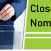 Nominations Period Closed – 2019 CU*Answers Election