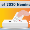 Nominations Period Closed – 2020 Xtend Election