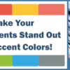 Make Your eStatements Stand Out with Accent Colors!