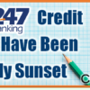It's Me 247 Credit Scores Officially Sunset