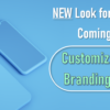 Customization Options in the New Online Banking: Branding & Marketing