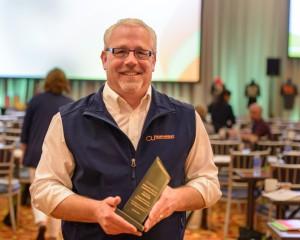 Greg Smith, CU*NorthWest LC2016, Robert H. Mackay Leadership Award