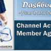 Jump into a Dashboard Dive: Channel Activity by Member Age Group