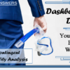 It's Almost Time for a Dashboard Dive: Contingent Liability Analysis