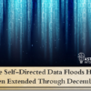 Free Self-Directed Data Floods Have Been Extended Through December!