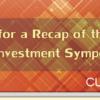 In Case you Missed it: 2017 Data Investment Symposium Recap