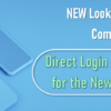 Direct Login Widget Changes for the New Online Banking