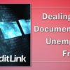 Dealing with and Documenting Recent Unemployment Frauds