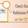 Check Out the Post-Release Validation Page, Now Available on the CU*Answers Website!