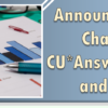 Announcing Pricing Changes for CU*Answers Products and Services