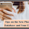 Tips on the New Phone Number Database and Your EFT Vendors