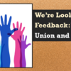 We're Looking for Feedback: Your Credit Union and Deposit Holds