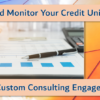 Maintain and Monitor Your Credit Union's Budget – Order Your Custom Consulting Engagement Today!