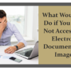What if You Lost Access to Your Documents and Images?