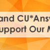 Experian and CU*Answers Work Together to Support Our Mutual Clients