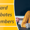 FREE: Card Activity Rebates for Your Members