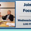 Join Us for a Focus Group – Meeting the Needs of a 24/7 World